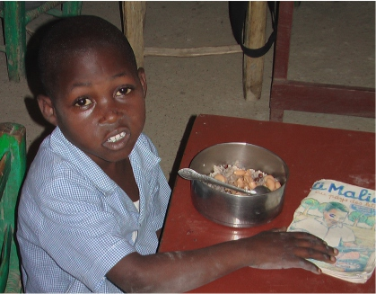 Home Page BOTTOM IMAGES - HAITI Hungry Stomachs