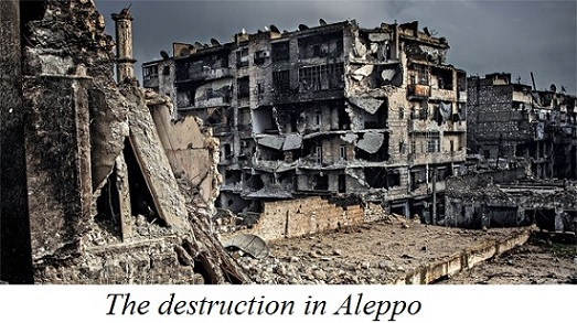 Steve's Emails - Aleppo