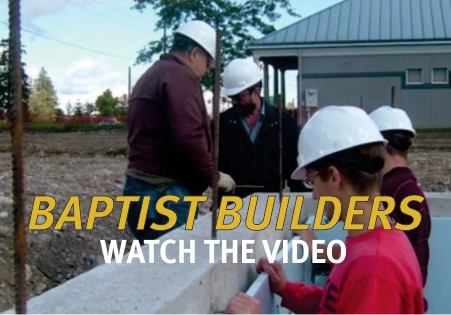 Baptist Builder - Parrsboro BB appeal video image