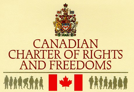Steve's Emails - Canadian Charter of Rights and Freedoms