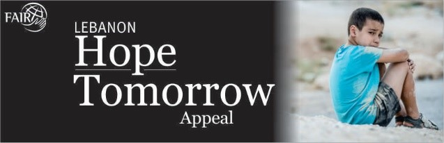 Steve's Emails - Hope for Tomorrow Banner