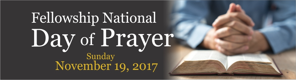Flash images main page - Day of Prayer 2017