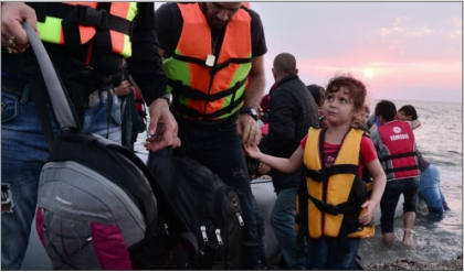 FAIR - Appeals - Syrian little girl off of boat