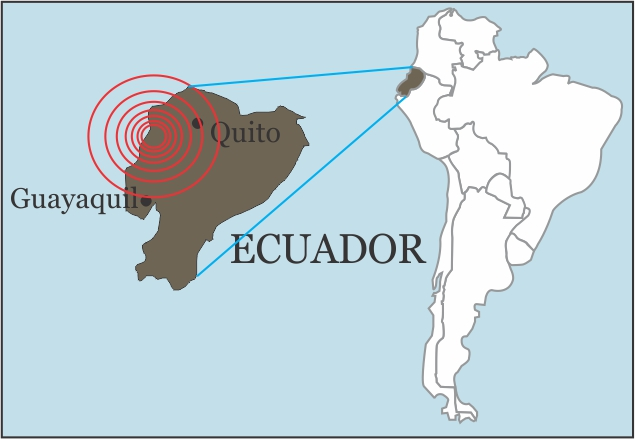 FAIR - Appeals - FAIR Ecuador map spring 2016
