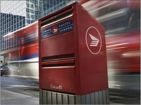 Miscellaneous - Canada post strike