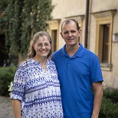 Wayne and Shirley van der Merwe