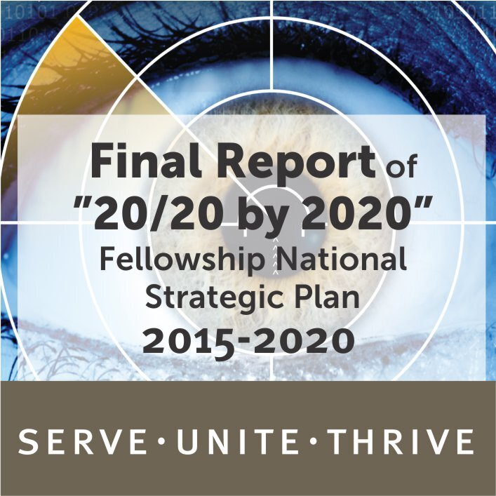 Front page cover of the Final Report 20-20 by 2020 FNSP